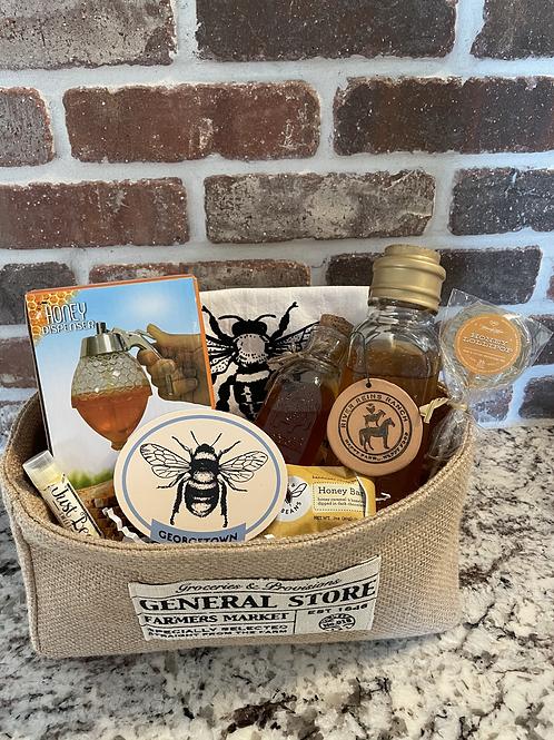 Honey Lovers Basket