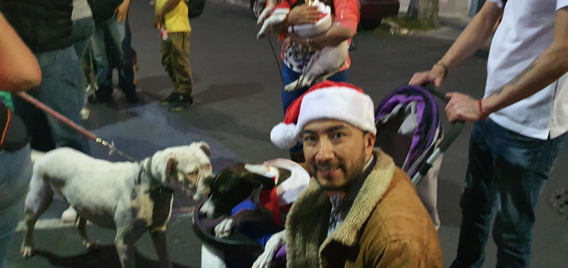 Santa Claus de los Perros