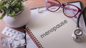 Hormones at sea  - Part 1: peri-menopause, heavy bleeding and fibroids
