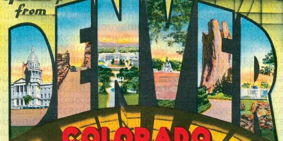 """Premiere """"The Wild West Art Scene of Denver: Santa Fe"""""""