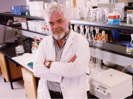 Dr. Frank Plummer, and Canada's National Microbiology Lab in Winnipeg, MB.