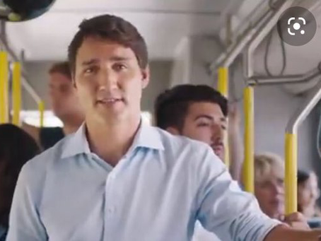 A Vote for Justin Trudeau, is a Vote for Barack Obama.