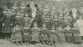 Canada's Dirty Secret-Genocide 215 Children's Bodies Found in Residential School in Kamloops