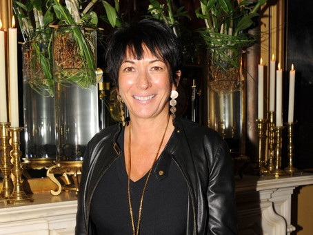 Ghislaine Maxwell's Secret Husband Scott Borgerson
