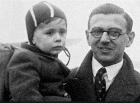 Holocaust Hero Nicolas Winton, and His Connection to the Maxwell Family