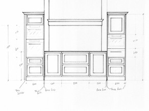 Designing a new Kitchen