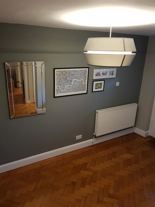 Fusion interior design London