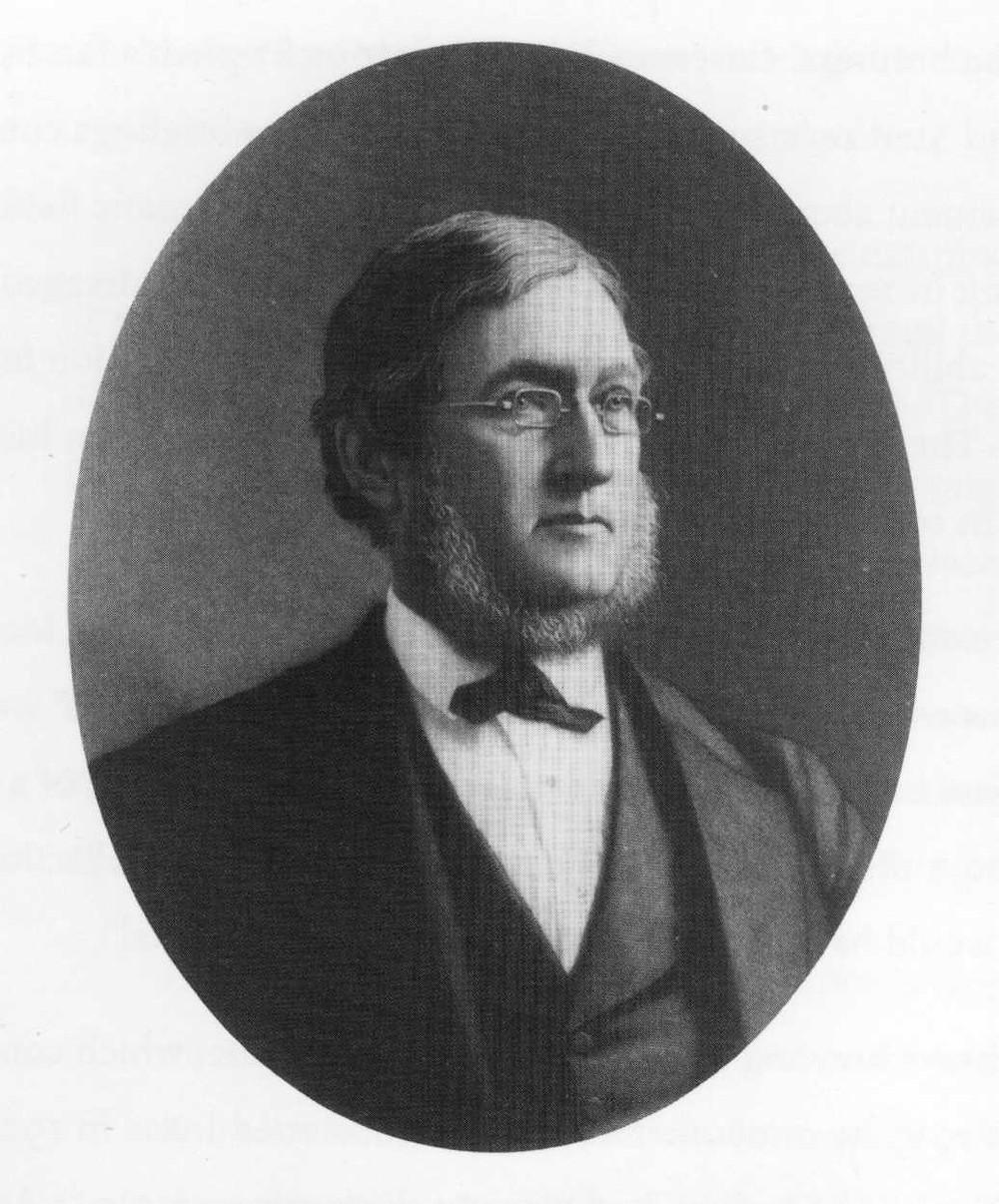 Edward Clark 1850
