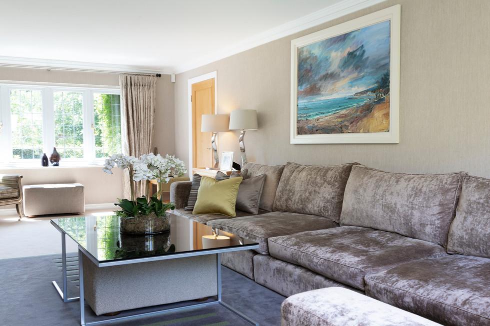 Surrey interior designers