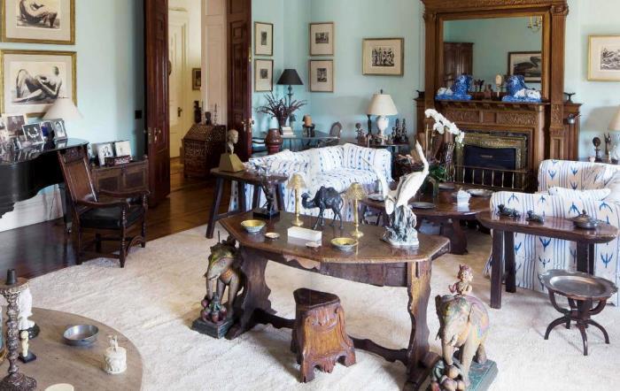 Lauren Bacall's apartment