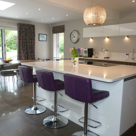 Design & Build project in Guildford