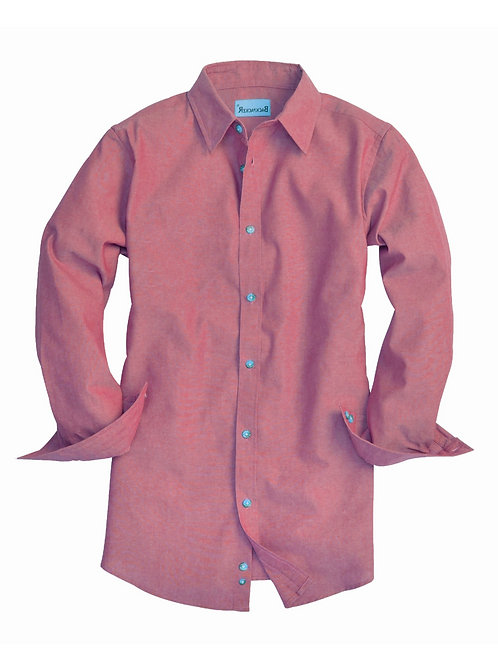 Women's Chambray - Red