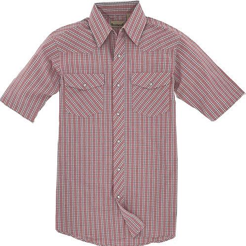 Big Sky Western Shirt - Pink
