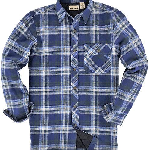 Outrider Shirt Jac - Blue Green