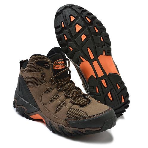 Backpacker Hiking Boots - Beige