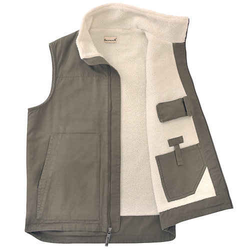 Conceal Carry Vest - Moss