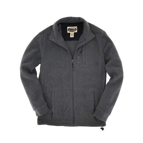 West Rim Polar Fleece Jacket - Charcoal