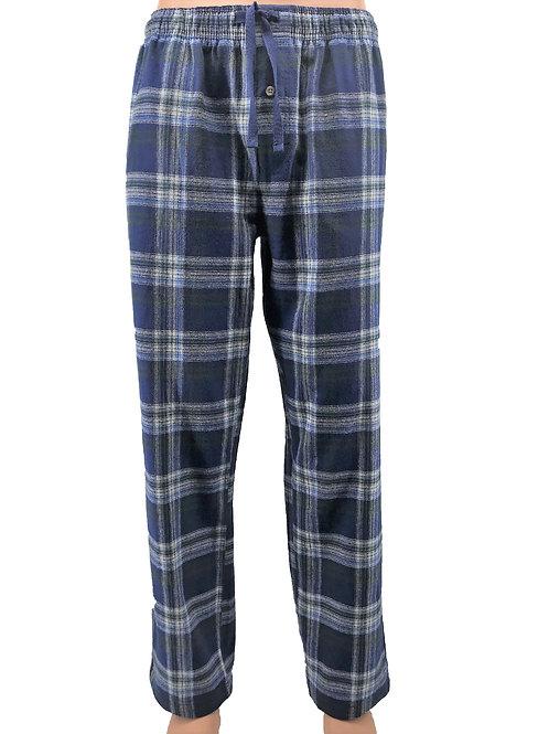 Men's Campfire Lounge Pant - Blue Green