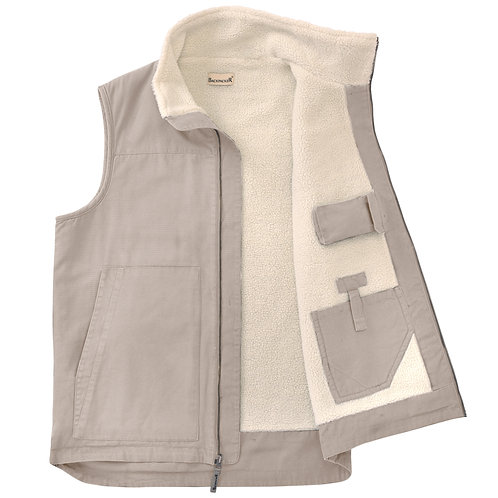 Conceal Carry Vest - Stone