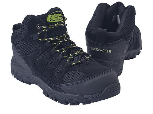 Backpacker Hiking Boots - Black