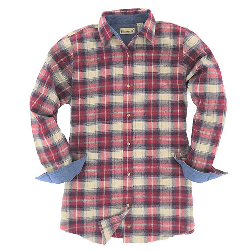 Women's Explorer Flannel - Independent