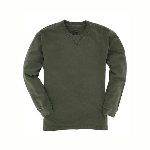 Ranger Long Sleeve Tee- Olive
