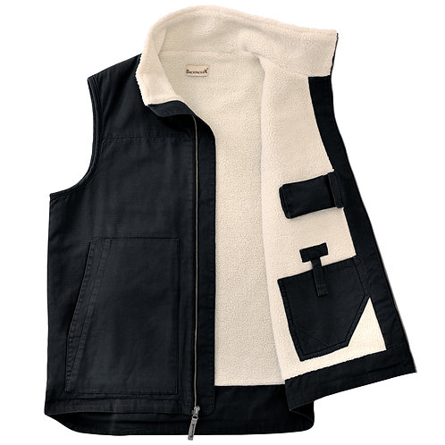 Conceal Carry Vest - Black
