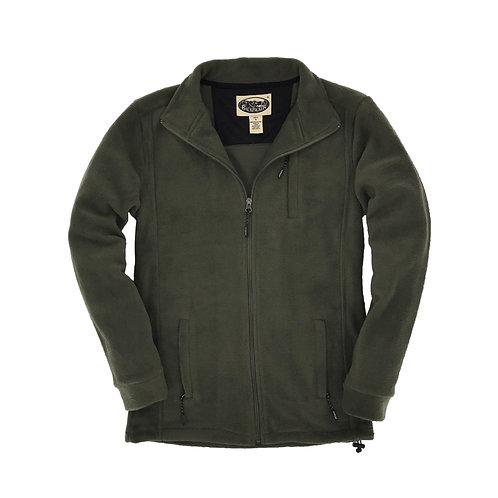 West Rim Polar Fleece Jacket - Olive