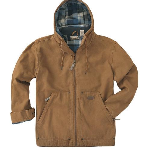 Navigator Jacket w/ Hood - Brown