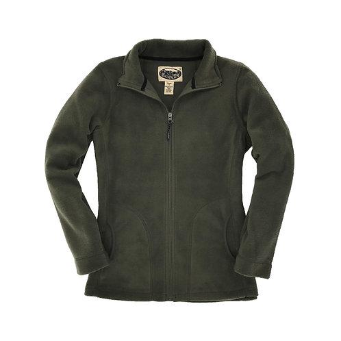 Women's West Rim Polar Fleece Jacket - Olive