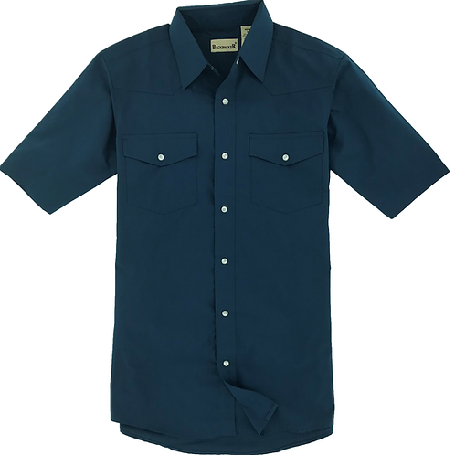 Outback Western Shirt - Teal