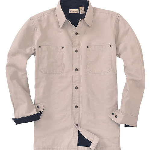 Great Outdoors Shirt Jack MPF - Stone