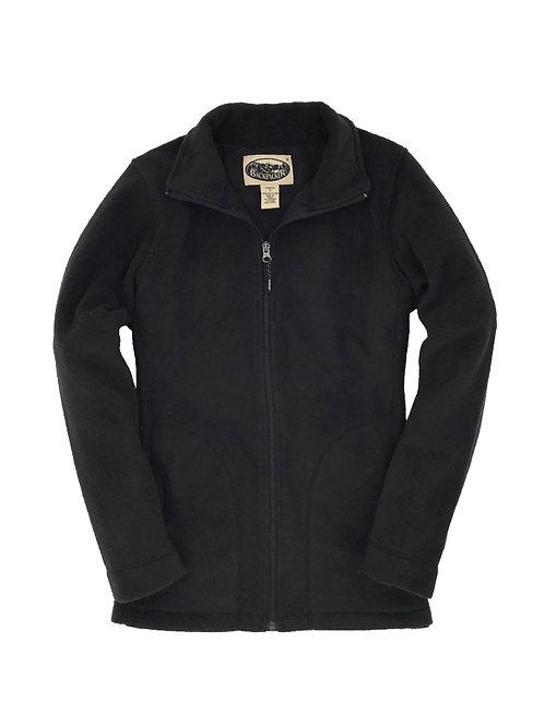 Women's West Rim Polar Fleece Jacket - Black