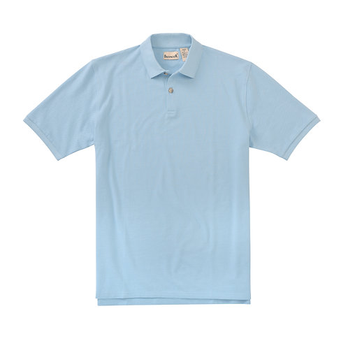 Anytime Anywhere Polo - Light Blue