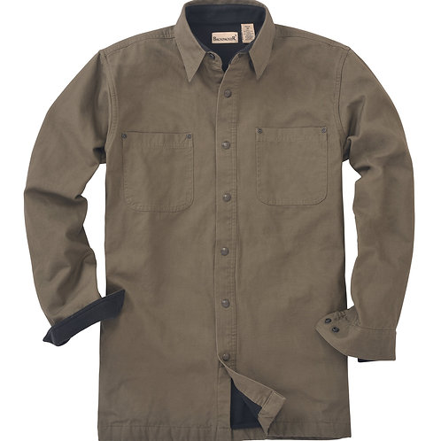 Great Outdoors Shirt Jac MPF - Moss