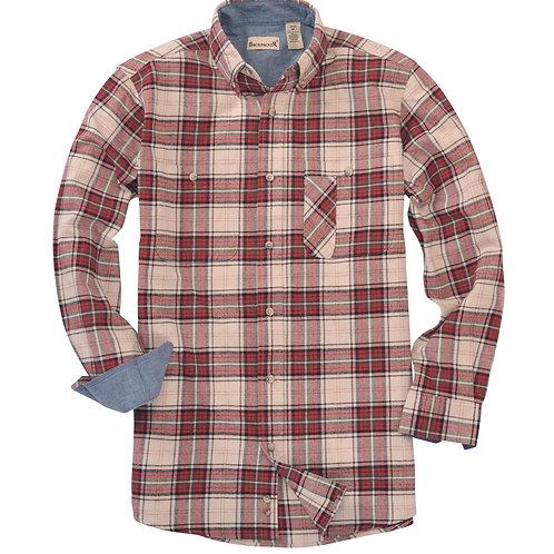Explorer Flannel - Brick
