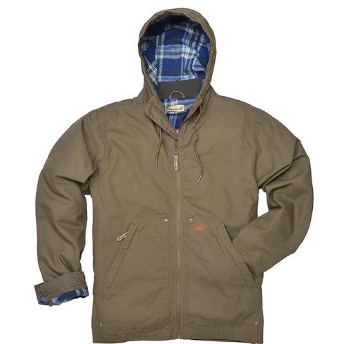 Navigator Jacket w/ Hood - Moss