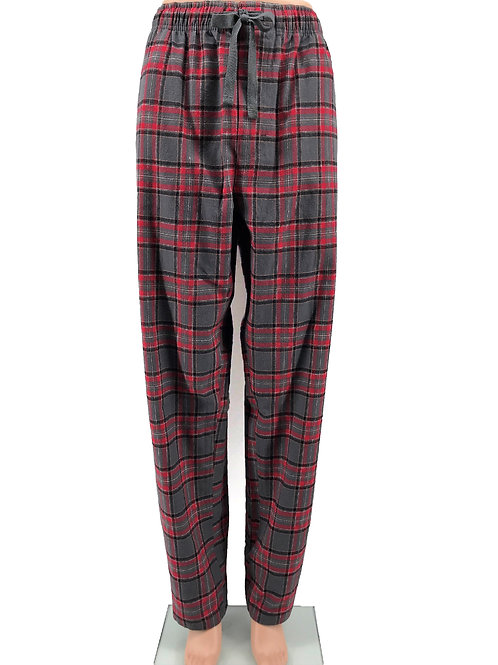 Women's Campfire Lounge Pant - Red Grey
