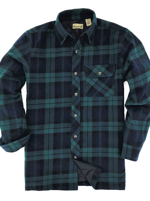 Outrider Shirt Jac - Black Watch