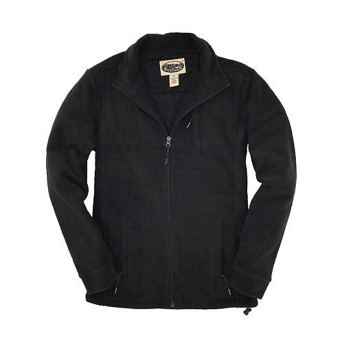 West Rim Polar Fleece Jacket - Black