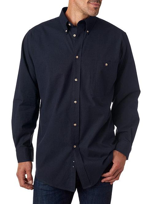 Naihead Woven Shirt - Navy