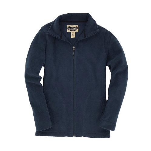 Women's West Rim Polar Fleece Jacket - Navy