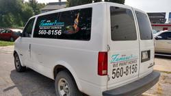 Window Tint, Vehicle Wraps, Prints