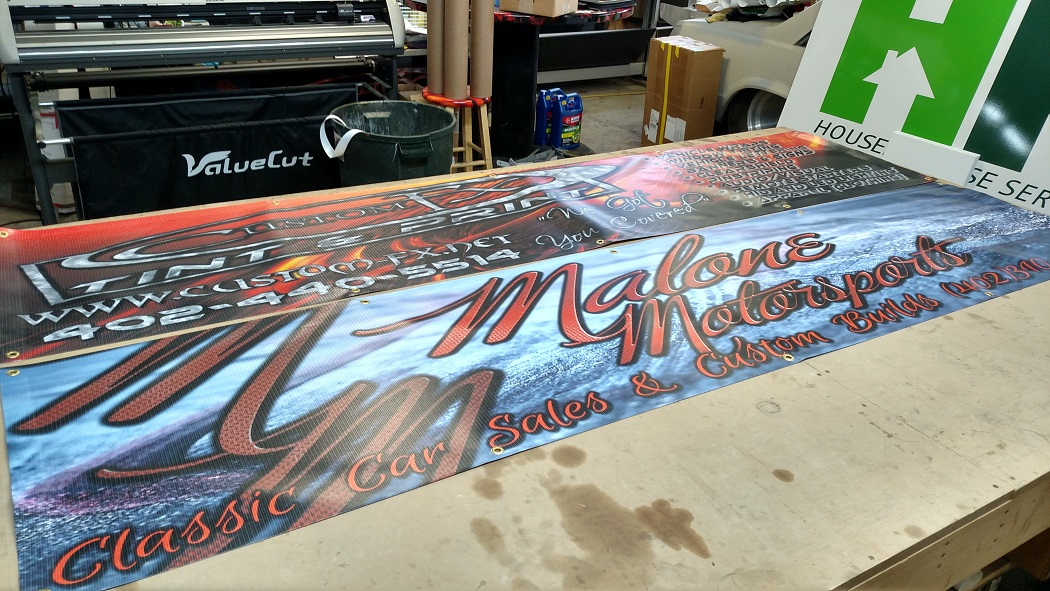 Window Tint, Vehicle Wraps, Prints