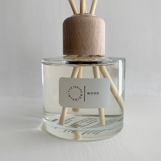 WOOD, Reed Diffuser 100ml