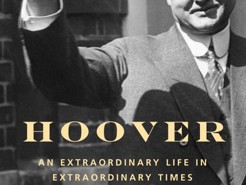There's No Life Like It: Definitive Biography of Herbert Hoover To Be Published By Knopf, Octobe