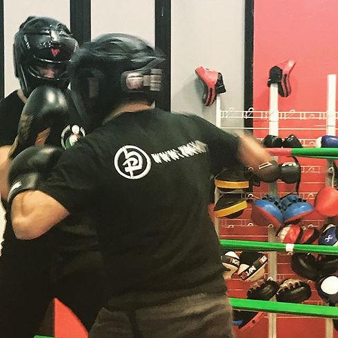 o palestra Boxing club med