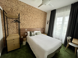Urban Jungle Hotel Orleans chambre WOOD Double confort