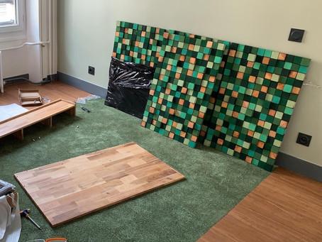 Bientôt nos nouvelles chambres éco-responsables !