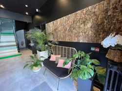 Urban Jungle Hotel Orleans Entree Liege